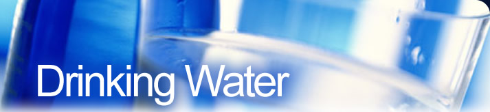 Environmental Services | Drinking Water | water quality analysis